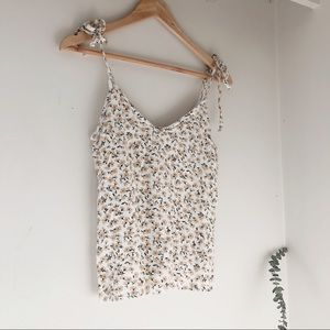 Abercrombie & Fitch Floral Cami Top